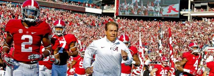 Tim Brando: Nick Saban retiring to broadcast...